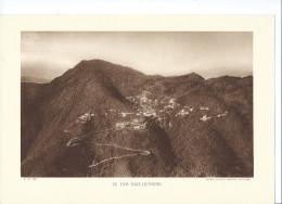 INDOCHINE Tonkin Le Tam Dao  Planche Neuve. Dos Vierge TB 290 X 200 Mm - Vecchi Documenti