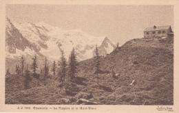 Chamonix La Flégère Et Le Mont-Blanc - Chamonix-Mont-Blanc