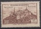 N° 30 - X X  - ( C 857 ) - Fezzan (1943-1951)