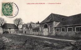 LOULANS-LES-FORGES-L ANCIENNE FONDERIE-BE - France