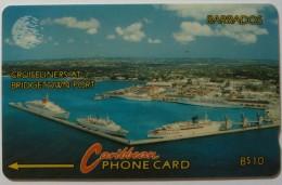 BARBADOS - GPT - Bridgetown Port - 12CBDA - BAR-12A - Used