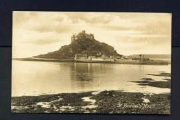 ENGLAND  -  St Michael's Mount  Unused Vintage Postcard - St Michael's Mount