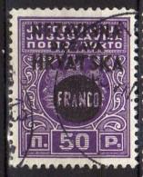 Kroatien (NDH) 1941 Mi 43,gestempelt [280516Lm] - Croatia