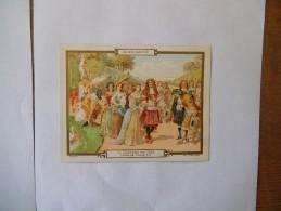 LE COSTUME EN 1600 COUR DE LOUIS XIV - Au Bon Marché