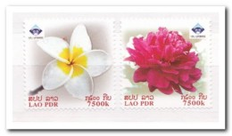 Laos 2009, Postfris MNH, Flowers - Laos