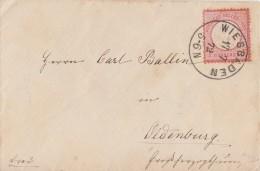 DR Brief EF Minr.4 Wiesbaden 17.7.72 - Deutschland