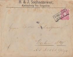 DR Brief EF Minr.41 R2 Torgelow 12.10. - Deutschland
