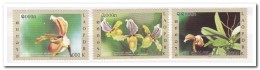 Laos 2011, Postfris MNH, Flowers, Orchids - Laos