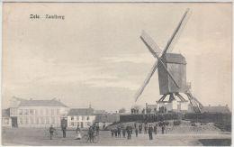 26921g   MOLEN - MOULIN - ZANDBERG - Zele - Zele