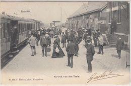 26927g  VERTREK VAN DEN TREIN - GARE - STATION - Esschen - 1905 - Essen