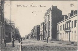 26930g  CHAUSSEE DE CURANGE - Hasselt - 1913 - Hasselt