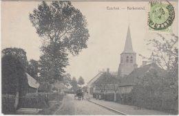 26951g  KERKENEIND - EGLISE - CHARRETTE - Esschen - 1907 - Essen