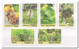 Laos 2010, Postfris MNH, Plants, Fruit - Laos