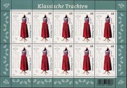 Austria Österreich 2016 Klassische Trachten - Schärdinger Tracht  MNH / ** / POSTFRISCH - 1945-.... 2. Republik