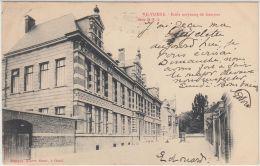 26964g  ECOLE MOYENNE DE GARCONS - Vilvorde - 1912 - Vilvoorde