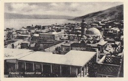 Israël - Galilée - Tibériade Tiberias - General View - Israel