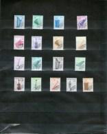 FRANCE: LOT DE 17 PO**  ANNEES 1989-93 - 1989-....