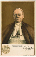 Pius XI, Pont Max, Paus, Pape, Pope (pk30112) - Personaggi Storici