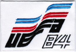 1984 7th France UEFA European Championship Euro Football Soccer Iron On Patch - Patches