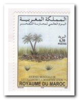 Marokko 2001, Postfris MNH, Trees - Marokko (1956-...)