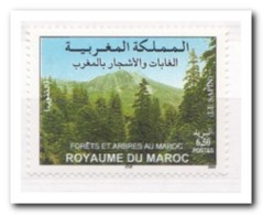 Marokko 2003, Postfris MNH, Trees - Marokko (1956-...)