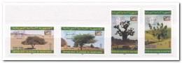 Mauritanië 2005, Postfris MNH, Trees - Mauritania (1960-...)