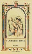 SANTINI SERIE ORDINE MERCEDARIO N. 242 B ARNALDO DA CAMERINO C - Images Religieuses