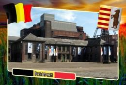 Postcard, Municipalities Of Belgium, Beringen 3, Flemish Region - Mapas