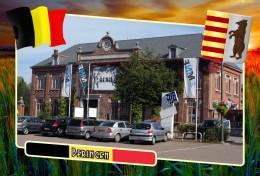 Postcard, Municipalities Of Belgium, Beringen 4, Flemish Region - Mapas