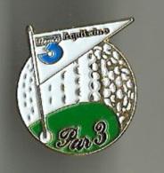 France 3 Aquitaine Par 3 Golf - Golf
