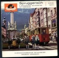 AUSTRIA  - TIROL - Spruggerisch .Albin Haller - Vinyl Records