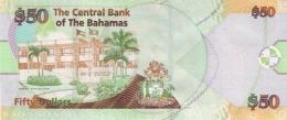 BAHAMAS P. 75 50 D 2006 UNC - Bahamas