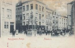 Carte PR.145 - Anvers -  Puits Quentin Metsys - Antwerpen