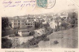 V3670 Cpa Mustapha - Le Village D'Isly - Otras Ciudades