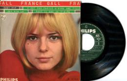 EP 45tours : FRANCE GALL  : Baby Pop - Cet Air-là (1966) - Vinyl Records