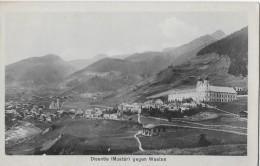DISENTIS → Kloster Und Dorf Mustér, Schöne Generalansicht, Ca.1910 - GR Graubünden
