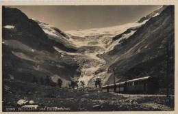 BERNINABAHN → Zug Vor Dem Palügletscher 1913 - GR Graubünden
