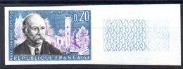 FRANCE -  YT N° 1271 Non Dentelé Bdf  - Neuf *** - MNH - Cote: 30,00 € - Frankreich