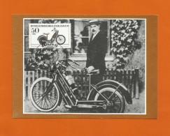 Berlin 1983  Mi.Nr. 694 , Historische Motorräder - Hildebrand & Wolfmüller - Maximum Card - Ausgabetag Berlin 12.04.1983 - [5] Berlijn