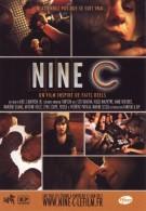 NINE C FILM D´ABEL CAMERON JR FILM INSPIRE DE FAITS REEL SORTIE CINEMA LE 15 JUIN 2011 SPECTACLE AFFICHE CINE SUR CARTE - Publicité