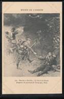 Musee De L'Armee - Detaille Et Neuville -- Le Fond De La Giberne -- ( Fragment Du Panorama De Champigny , 1870 ) - Militaria