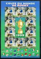 Bloc Feuillet Oblitéré Yvert BF 26 Avec Gomme - Oblitération Du 31 Décembre 1999 - Blocs & Feuillets