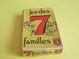 Jeu Des 7 Familles/Animaux /MONIC/ Années 50       JE139 - Other
