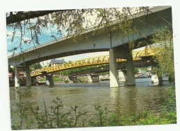 Conflans Ste Honorine - La Seine Et Les 3 Ponts - Conflans Saint Honorine