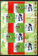 Bloc Feuillet Oblitéré Yvert BF 49 - Oblitération Du 17 Juin 2002 - Blocs & Feuillets