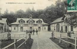 - Indre Et Loire -ref A594- La Membrolle Sur Choisille - Ferme De Bel Air - Fermes - Batiments Et Architecture - - Otros Municipios