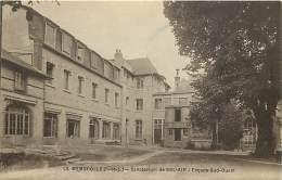 - Indre Et Loire -ref A593- La Membrolle Sur Choisille - Sanatorium De Bel Air - Façade S-o - Sanatoriums - Sante - - Otros Municipios