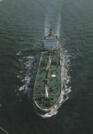 SHELL TANKERS  M.S. FELIPES - Petroliere