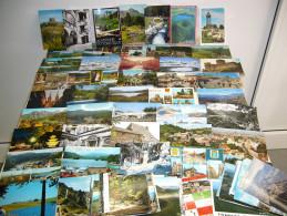 Un Lot De 100 Cartes Postales Du Puy De Dôme - Non Classés
