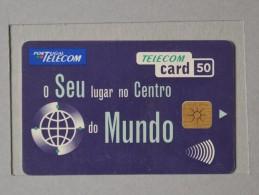 TELECARTE - CREDIFONE - PHONECARD - TELEFONKARTE   2 SCANS - (Nº14985) - Tarjetas Telefónicas